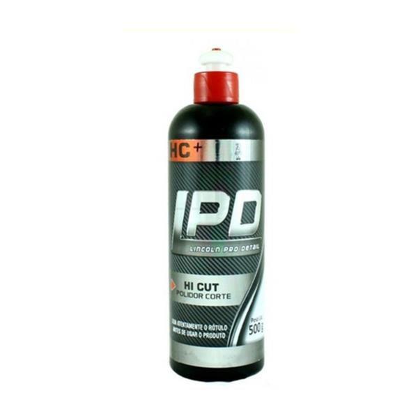 Hi Cut Power - LPD Polidor de Corte HC+ 500gr - Lincoln
