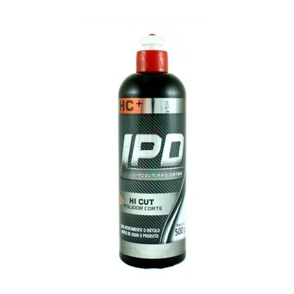 Hi Cut Power - LPD Polidor de Corte HC+ 500gr - Lincoln