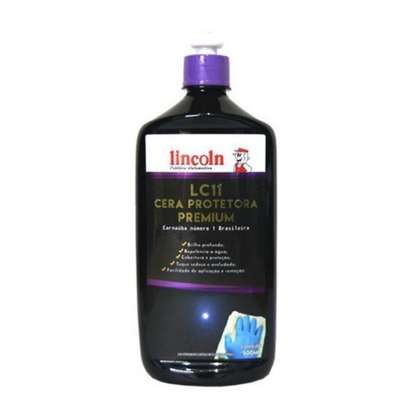 LC11 - Cera Protetora Premium 500ml - Lincoln