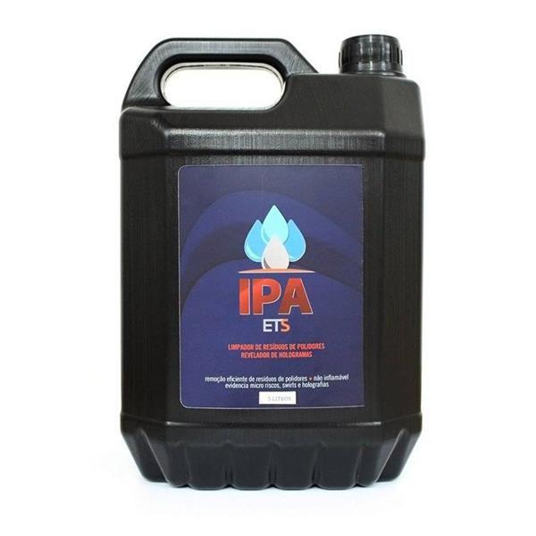 IPA ETS - Revelador de Hologramas 5L - Easytech