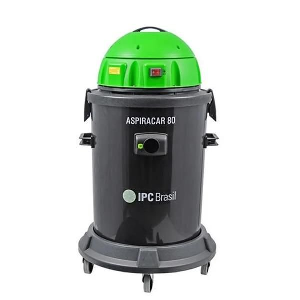 Aspirador Líquidos/Sólidos - 1200W - Aspiracar 80A 127V - IPC Brasil
