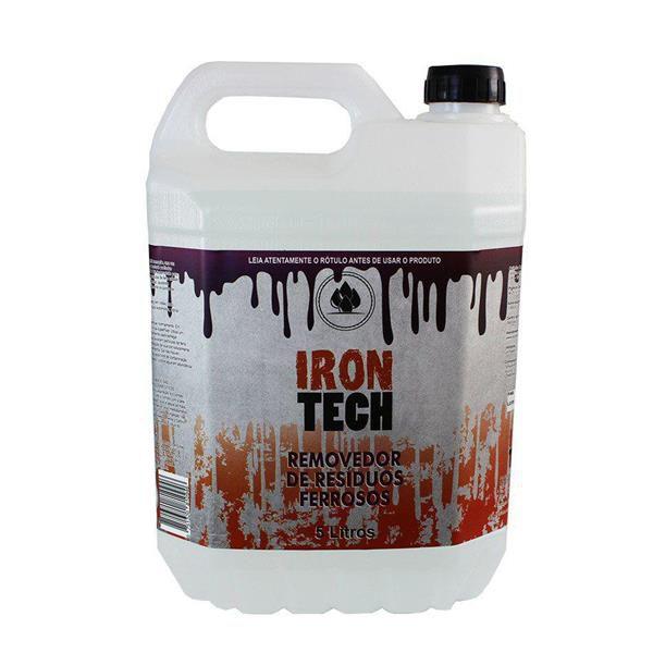 Iron Tech Removedor de Partículas Ferrosas 5L - Easytech