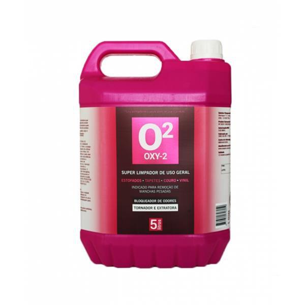 Oxy-2 - Limpador Super Concentrado 5L - Easytech