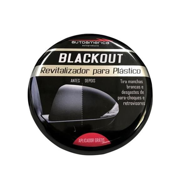 Blackout - Revitalizador de Parachoques - Autoamerica