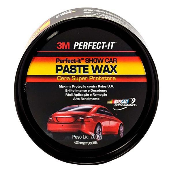 Cera Paste Wax 200gr - 3M