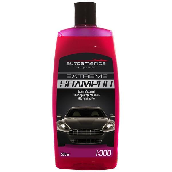 Shampoo Extreme Diluição 1:300 500ml - Autoamerica