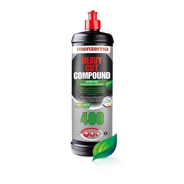 Heavy Cut Compound HCC400 Green Line 1L - Menzerna
