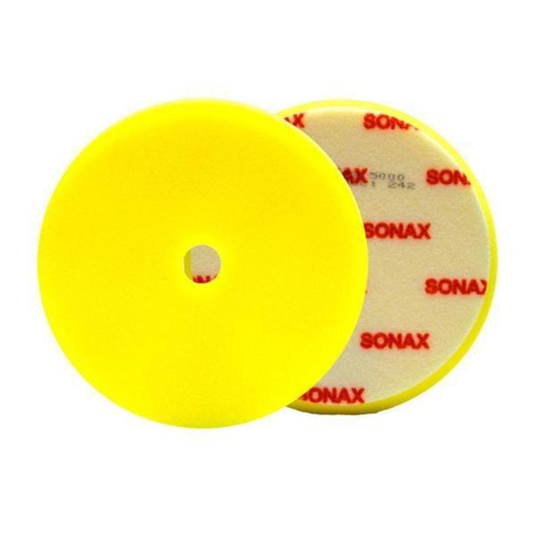 """Boina Amarela - Refino C/ Furo 5,5"""" - Sonax"""