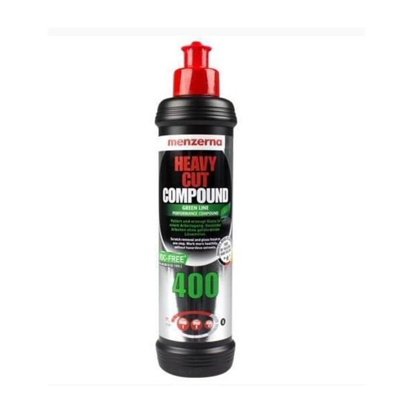 Heavy Cut Compound HCC400 Green Line 250ml - Menzerna