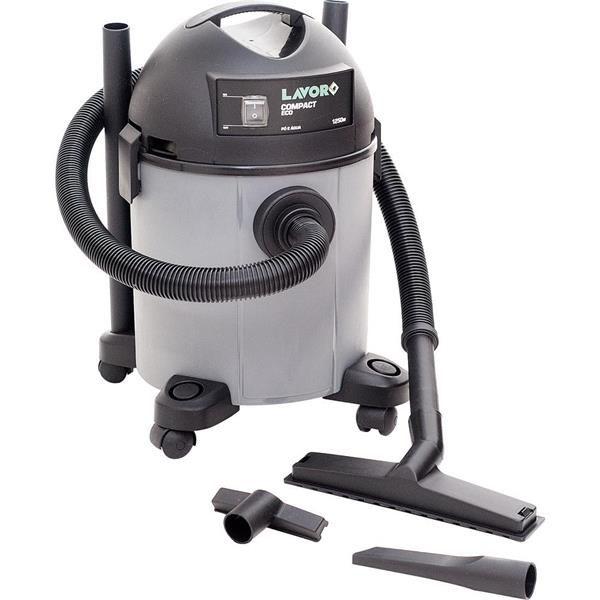 Aspirador Líquido/Pó - 1250W - Compact 22 127V - Lavor