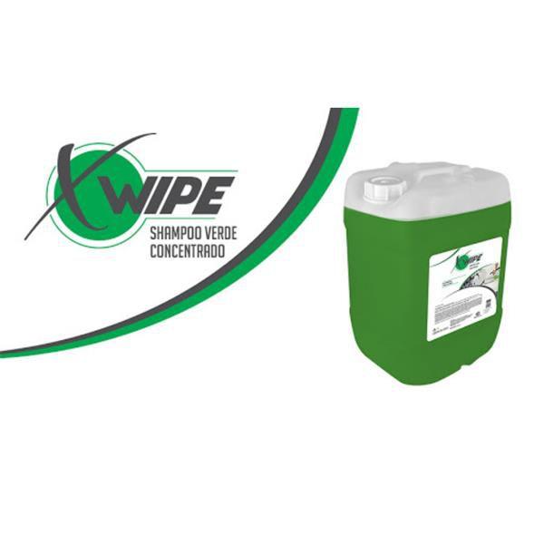 Shampoo Wipe Concentrado Verde 20L - Primata
