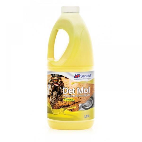 Detergente Det Mol 1,9L - Sandet