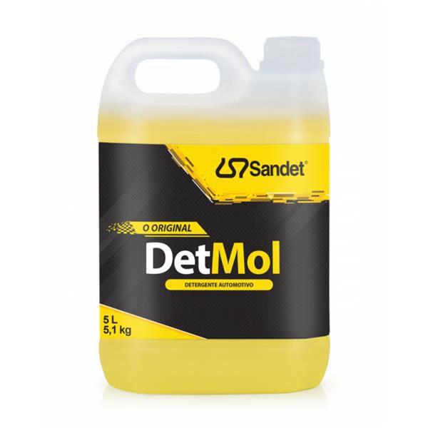 Detergente Det Mol 5L - Sandet