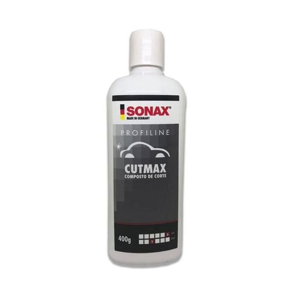 Cutmax Composto Polidor 400gr - Sonax