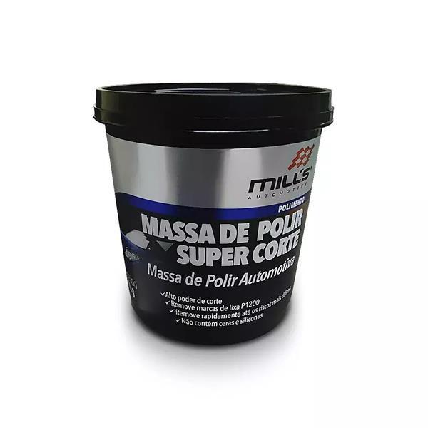 Massa de Polir Super Corte 1Kg - Mills