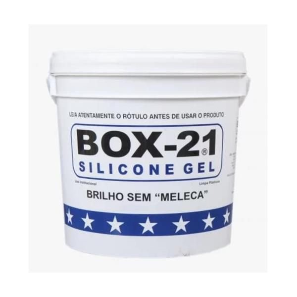 Silicone Gel Box 21 10lt