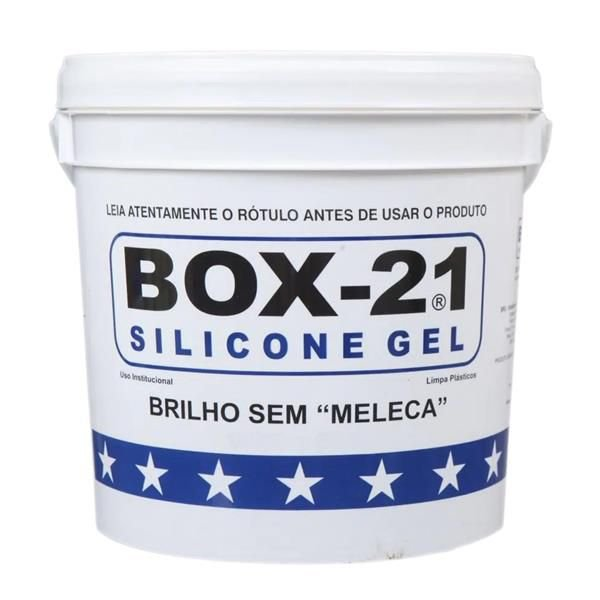 Silicone Gel Plus 3,6kg - Box 21
