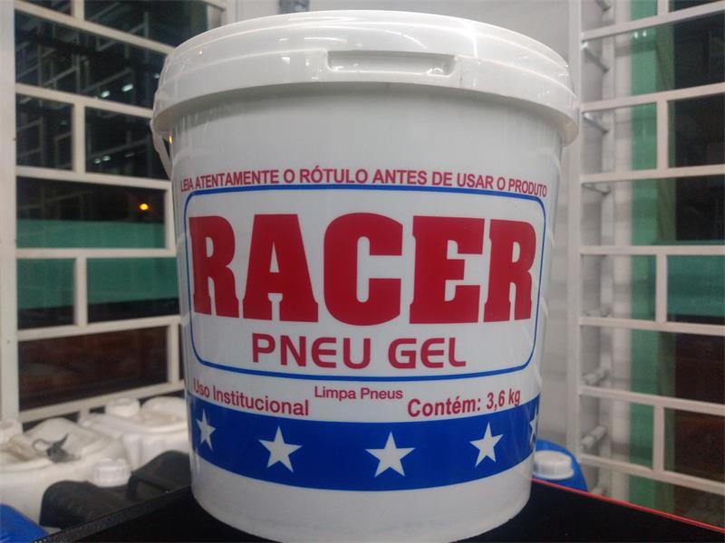 Racer Pneu Gel 3,6Kg - Box 21
