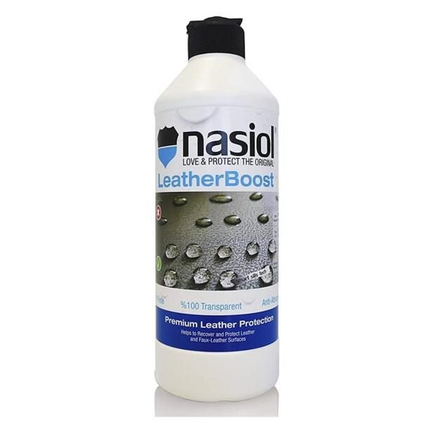 Leather Boost - Nano Protetor UV de Couro Premium 150ml - Nasiol