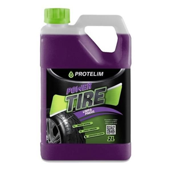 Power Tire - Selante P/ Pneus  2,2L - Protelim