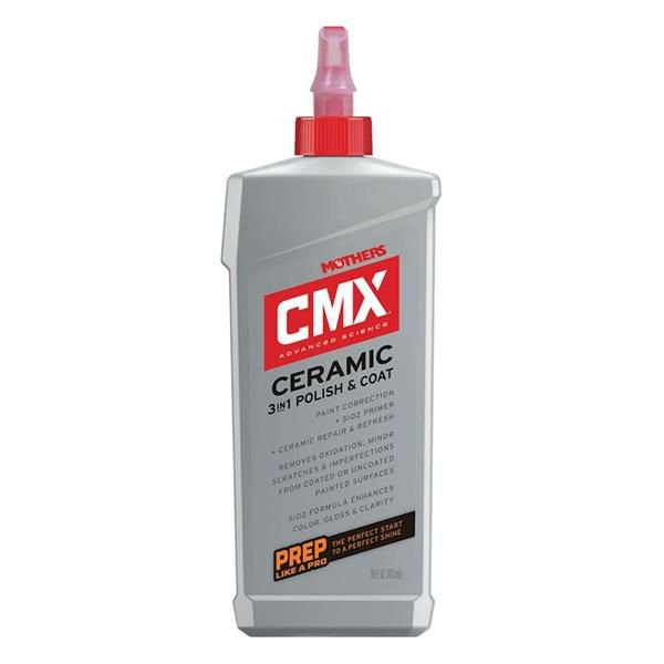 CMX - Ceramic 3 in 1 Polish Coat 473ml  - Mothers