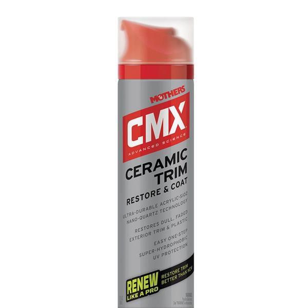 CMX - Ceramic Trim Restorer - Restaurador de Plástico 200ml  - Mothers