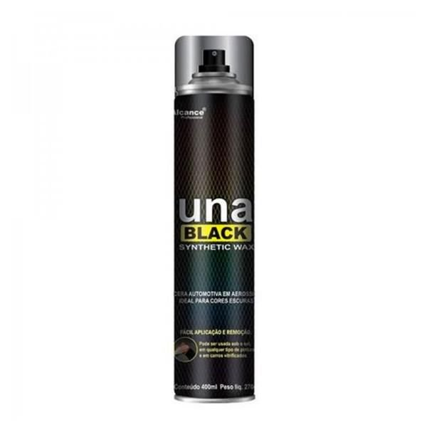 Una Black Synthetic - Cera Aerosol 400ml - Alcance