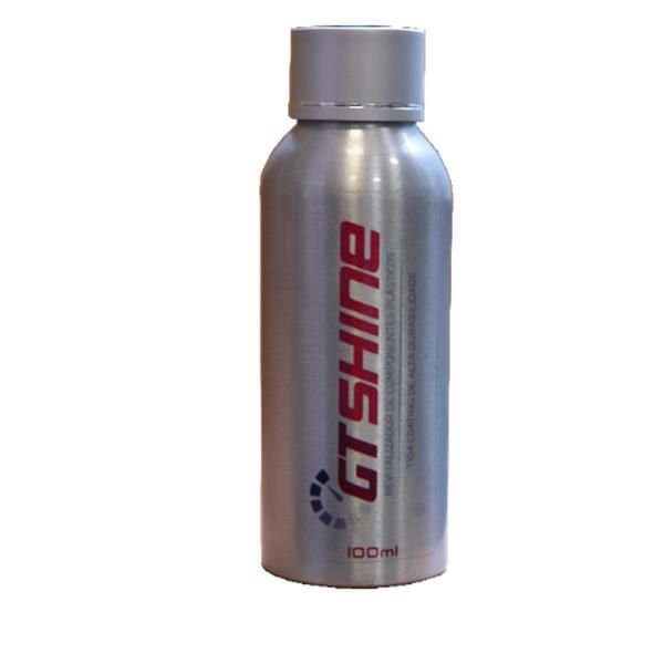 GT Shine Coating - Revitalizador de Plásticos 100ml
