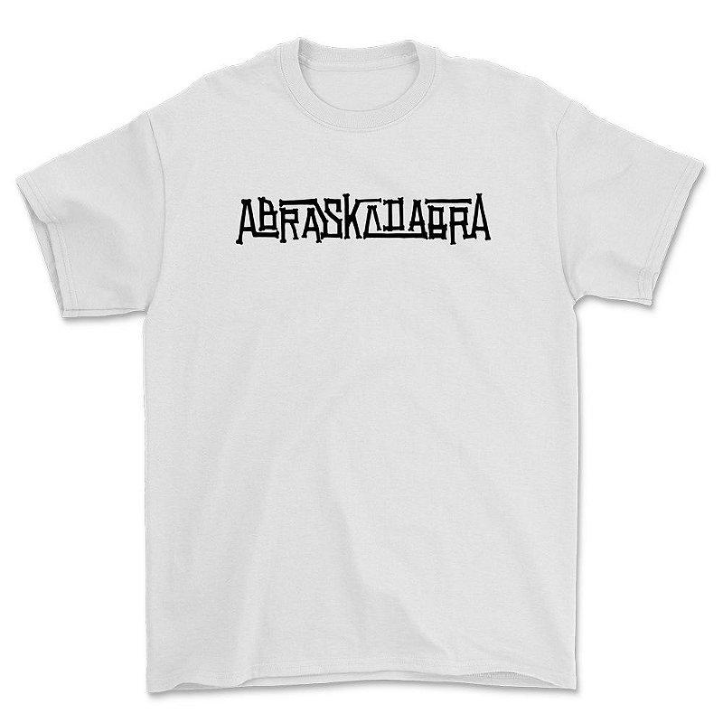 Camiseta OSSOS Branca