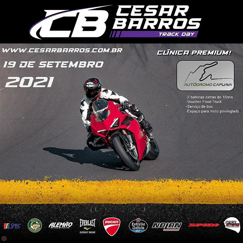 CLÍNICA PREMIUM/TRACK DAY (CAPUAVA) - 19 DE SETEMBRO 2021