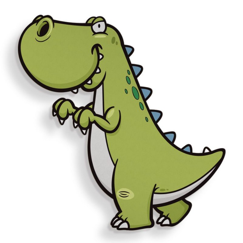 Placa Decorativa Dino REX