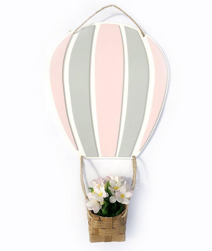 Balão Flâmula com Cesto