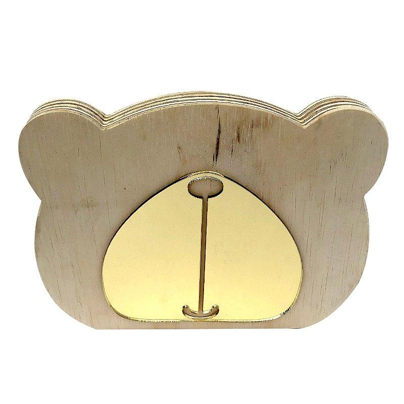 Adorno Decorativo Urso