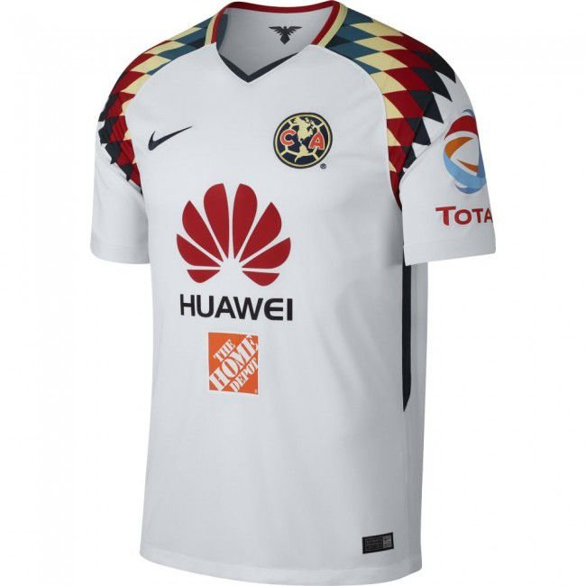 6679280031 Camisa Club America do México Away 2017 2018-S N - Amo Futebol
