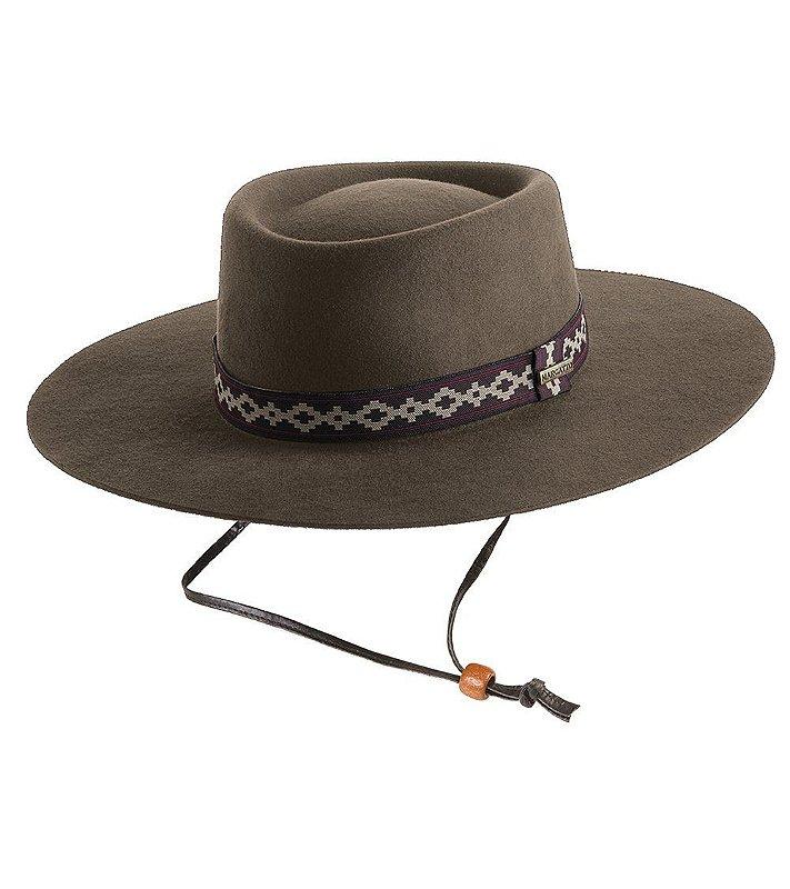 Chapéu Regional Feltro Marcatto 14735 - Vitrine do Cowboy - A Loja ... 98bfc322be4