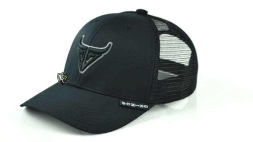 Boné Tuff Oficial All Black Original - Vitrine do Cowboy - A Loja ... e6b3e2e5a80