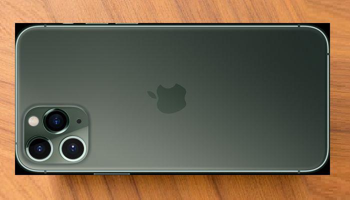 12 Pro-Max(Goophone) 6GB de Ram.