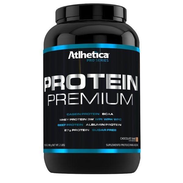 c70a55c10 Mix Proteico Protein Premium Pro Series 900g Chocolate Atlhetica ...