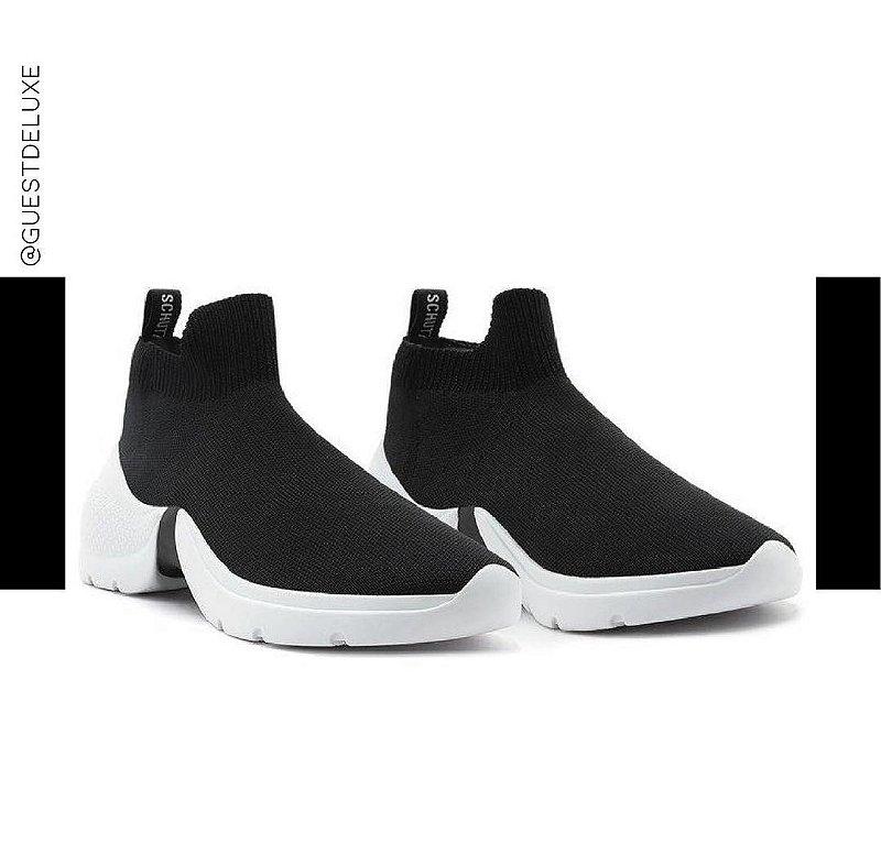 Tênis Sneaker Bold Preto