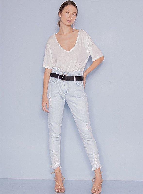 Calça jeans Open