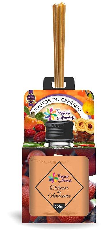 Difusor Aromas do Brasil Frutos do Cerrado 300ml - Tropical Aromas