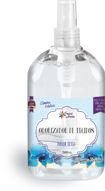 Odorizador de Tecidos Spray Tropical Aromas – Orquídea 500ml