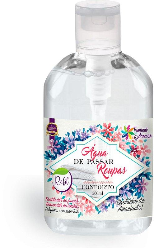 Refil Água de Passar Conforto500ml - Tropical Aromas