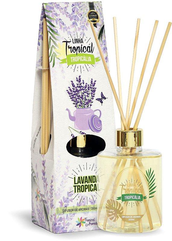 Difusor de luxo – Tropicália Lavanda 350ml