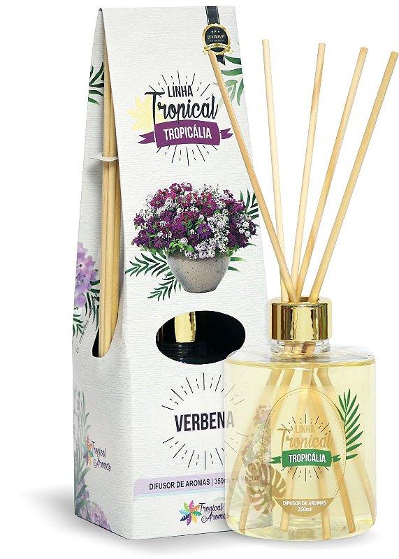Difusor de luxo – Tropicália Verbena 350ml
