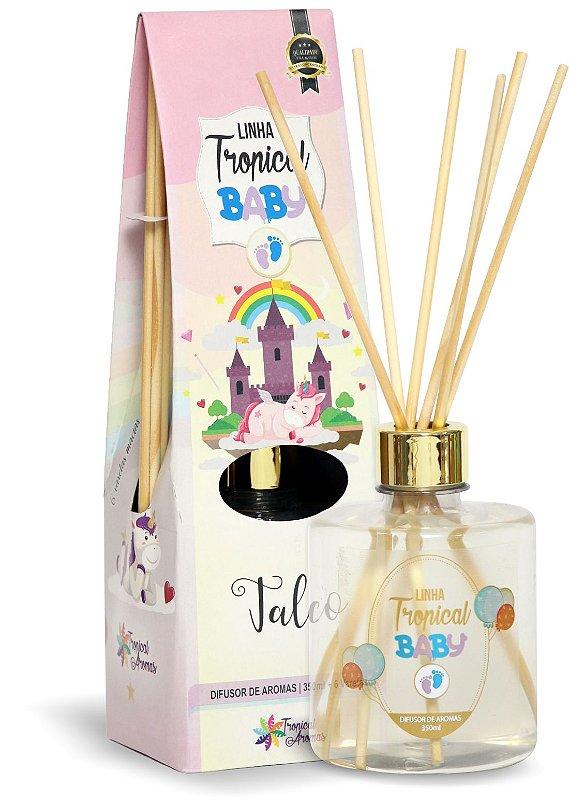 Difusor de luxo – Talco baby 350ml