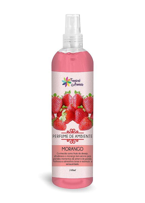 Perfume de Ambiente Morango 240ml