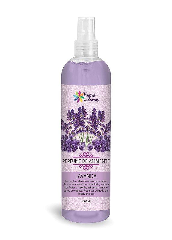 Perfume de Ambiente Lavanda 240ml
