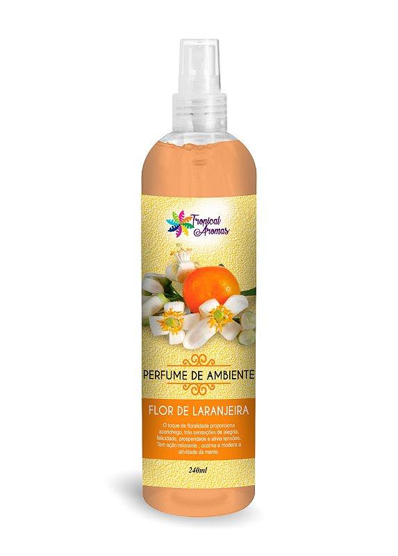 Perfume de Ambiente Flor de Laranjeira 240ml - Tropical Aromas