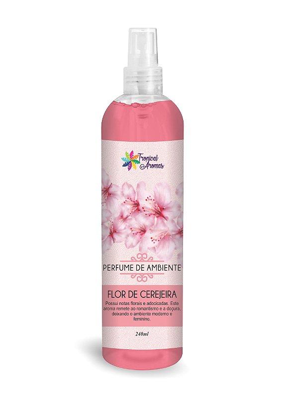 Perfume de Ambiente Flor de Cerejeira 240ml